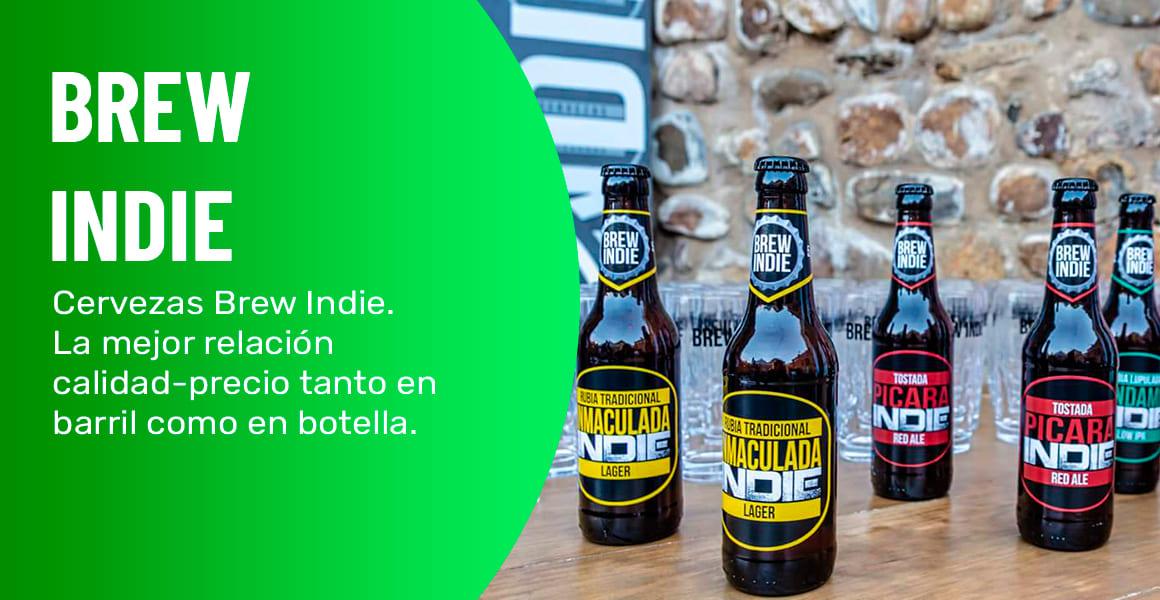 cluster brew indie